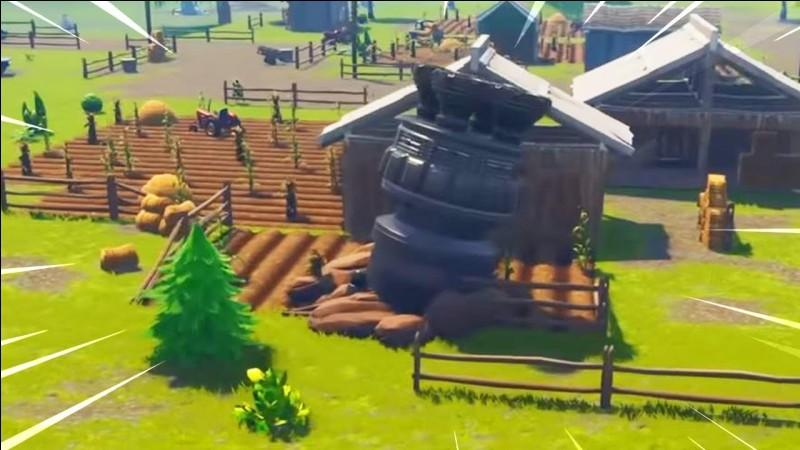 Quelle est la ferme qui a été supprimée ?