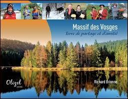1424 mètres est l'altitude du point culminant du massif des Vosges.