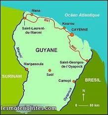 La préfecture de la Guyane, dont le numéro est 973, est Basse-Terre.