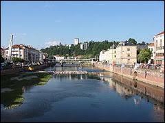 La Moselle est un affluent de la Meurthe.