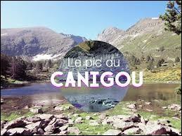Le pic du Canigou se trouve dans les Pyrénées.