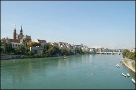 L'Isle est un affluent du Rhin.