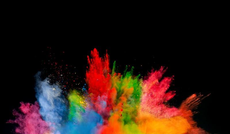 Ta couleur est le...