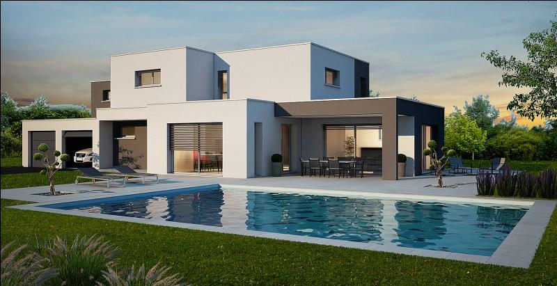 Ton habitation idéale est :