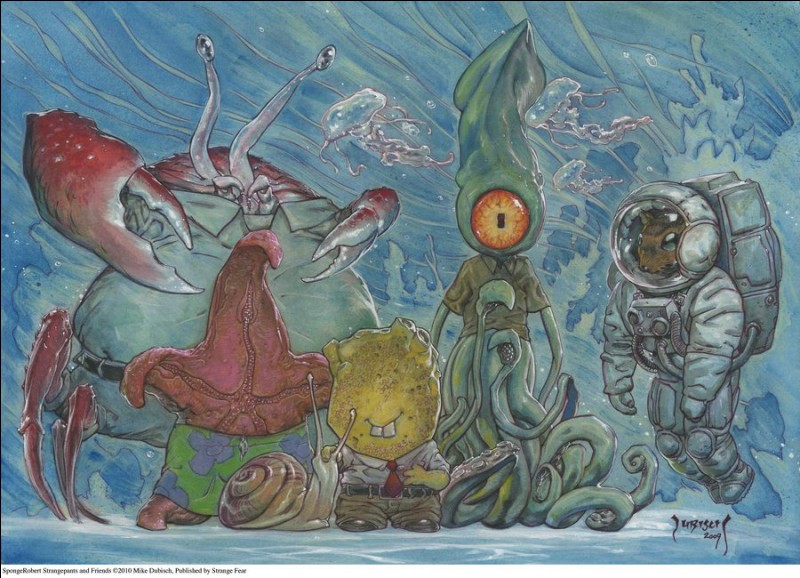 Quel animal marin préfères-tu ?