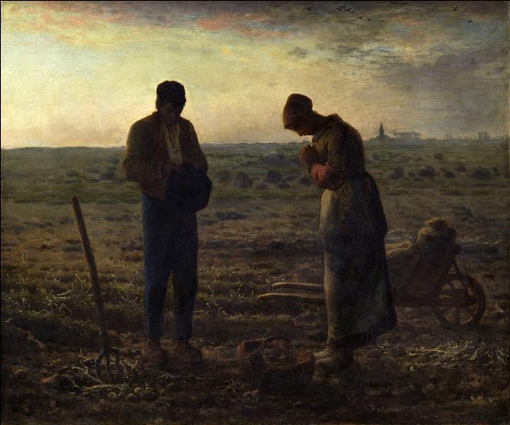 """Quel célèbre peintre français a peint """"L'Angélus"""" ?"""