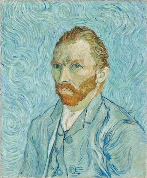 Quel peintre a réalisé ici son autoportrait ?