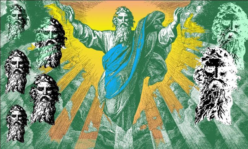 Dans la genèse Dieu créa le monde en combien de jours ?