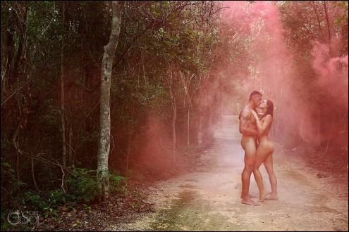 Dans quel jardin Adam et Ève vont-ils copuler ?