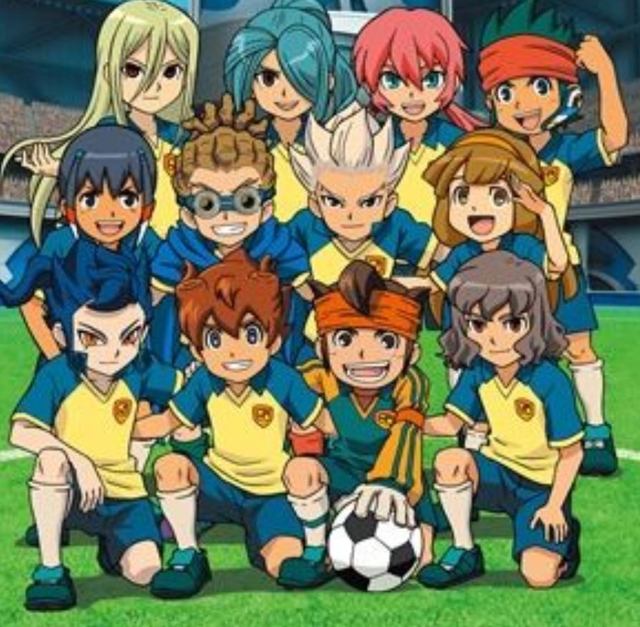 Quel footballeur de Inazuma Eleven es-tu ?