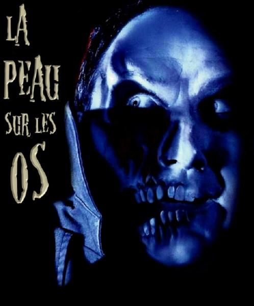 Quel romancier, maitre de l'horreur, est l'auteur de ''La peau sur les os'' ?
