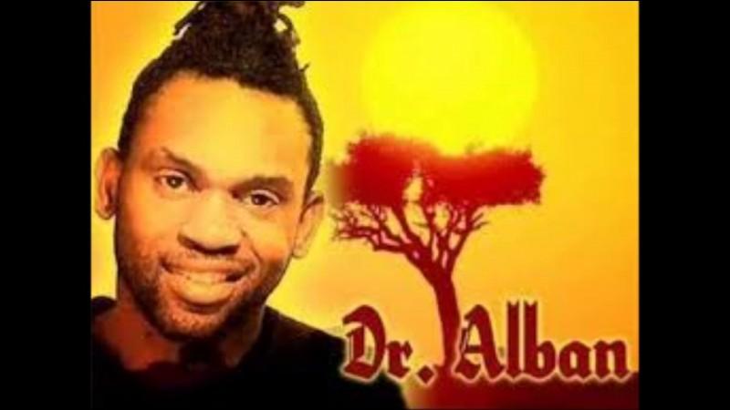 Oubliez la peau blanche et les yeux bleus, Dr Alban est bien suédois !