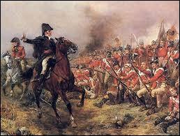 En quelle année a eu lieu la bataille de Waterloo ?
