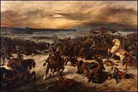 """Qui a peint ce tableau ayant pour nom """"Bataille de Nancy"""" ?"""