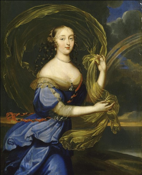 Quelle femme de lettres est l'auteure d'une célèbre correspondance ?