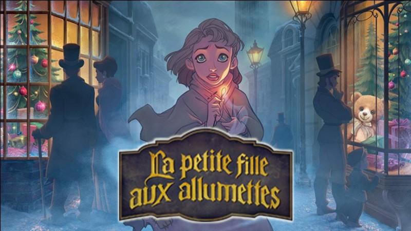 """Quel est l'auteur du conte """"La Petite Fille aux allumettes"""" ?"""