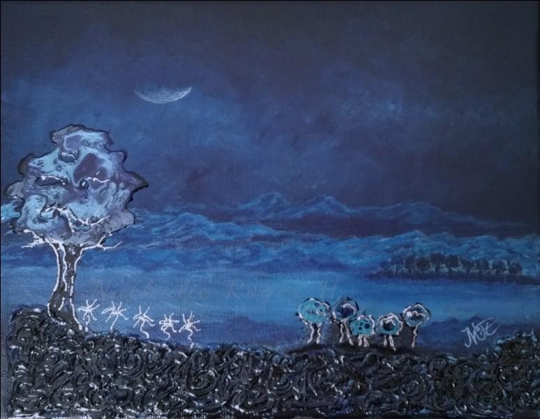 """""""La Nuit du renard"""" est un roman policier signé..."""