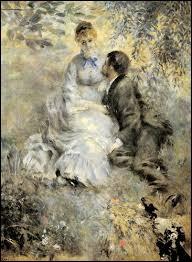 """Quel artiste a représenté """"Les Amoureux"""" ?"""