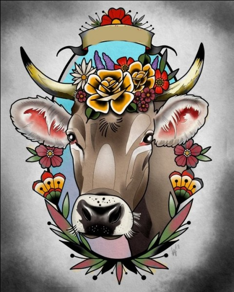 L'amour vache ! Avec qui la vache va-t-elle se mettre en couple ?