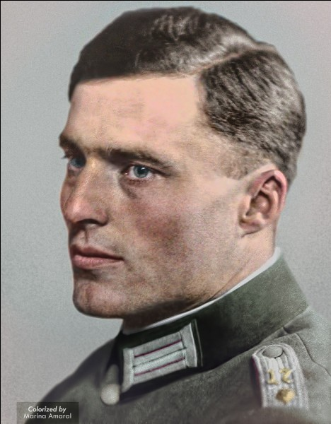Où le colonel Claus Schenk Graf von Stauffenberg a-t-il perdu un œil et une main ?