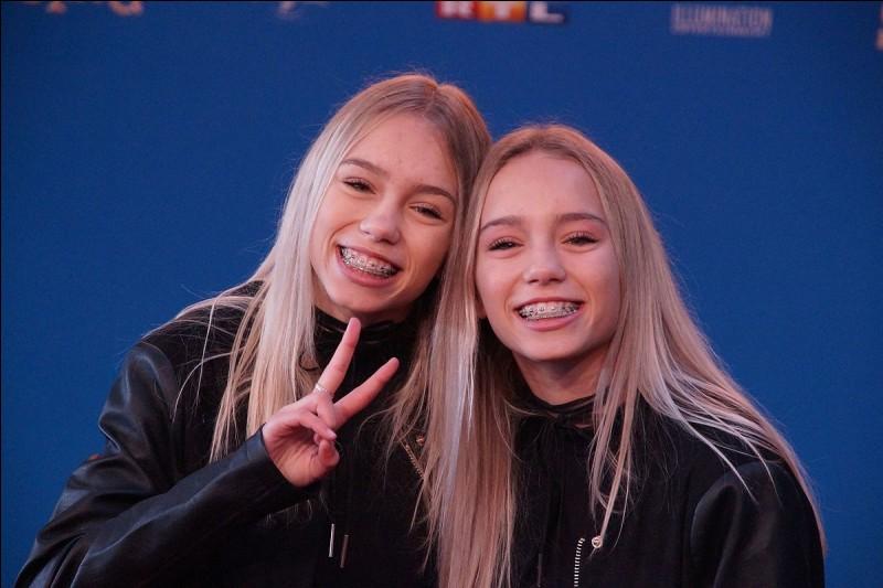 Quelles sont ces filles ?