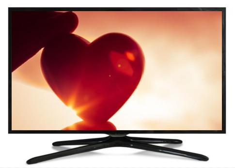 Comme à la télé : Amour