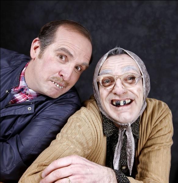 Quel est ce duo d'humoriste ?
