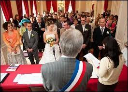 Dans quel lieu se déroule le mariage civil ?