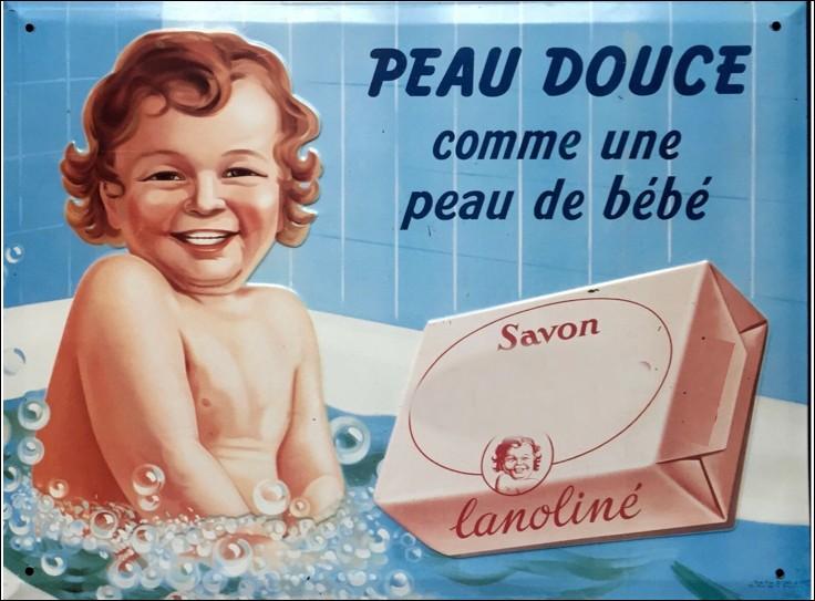 Quelles cette marque de savon ?