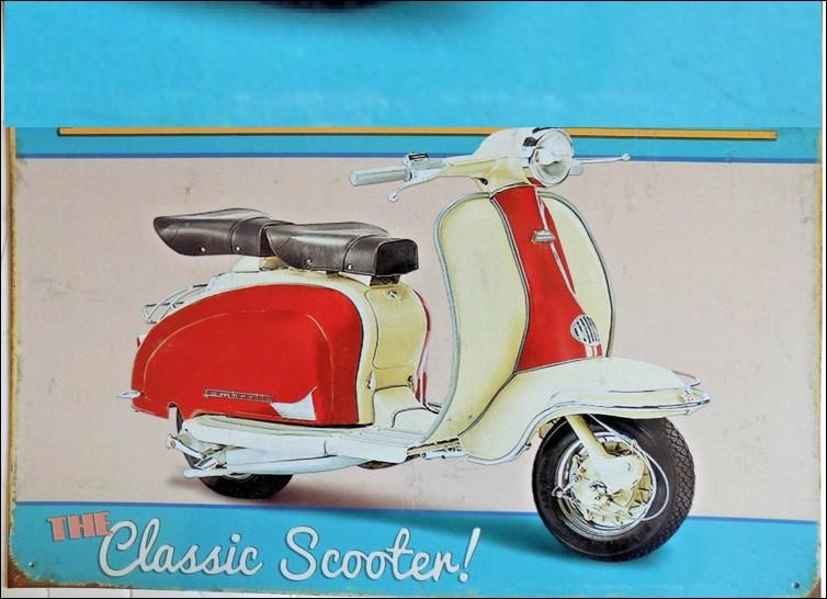Quelle est cette marque de scooter ?