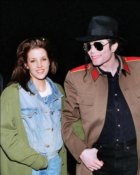 Quand Michael et Lisa-Marie Presley se sont-ils mariés ?