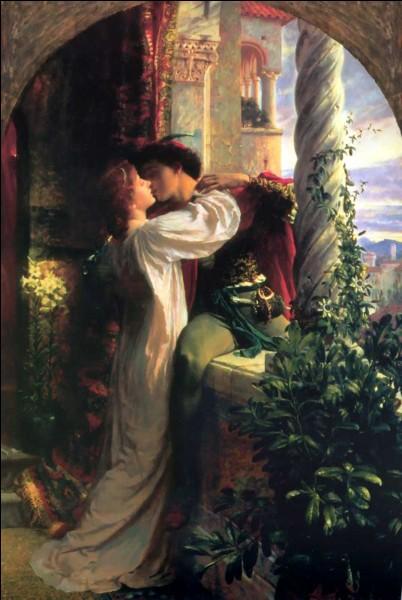 Quelle ville italienne a vu naître l'amour passionnel de Roméo et Juliette ?