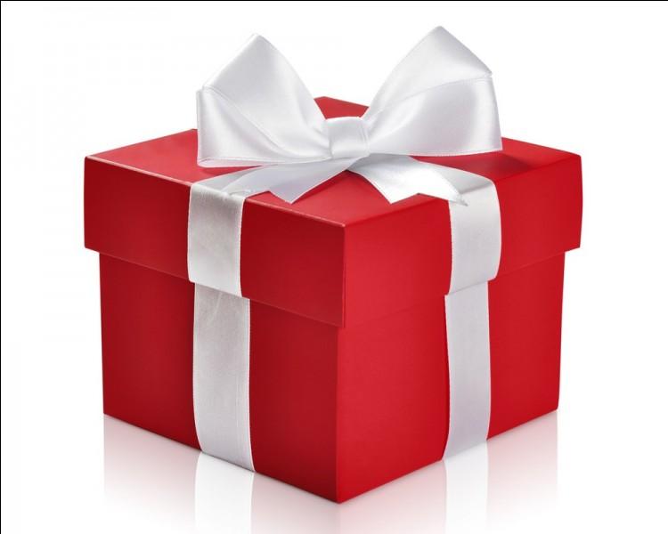 Qu'est-ce que le cadeau d'anniversaire parfait pour toi ?