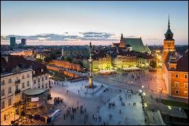 De quel pays la ville de Varsovie est-elle la capitale ?