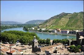 Dans quel département français se trouve la ville de Valence ?