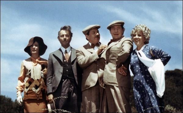 """Qui a réalisé le film """"Le Viager"""" en 1972 ?"""