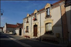 Nous terminons cette balade à Vaudemange. Village Marnais, il se situe dans l'ancienne région ...