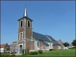 Commune du Nord, Bellaing se situe en région ...