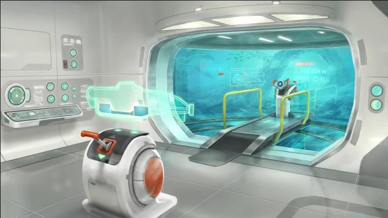 Ce sous-marin existe-t-il ?