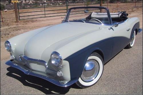 Quelle marque a construit cette voiture sur une base de Coccinelle ?