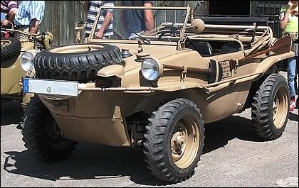 Comment s'appelle ce véhicule construit sur une base de Coccinelle ?