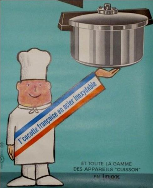 Taratata : Voici la meilleure cocotte-minute française du monde ! (Heu... c'est pareil, non ?). C'est une ...