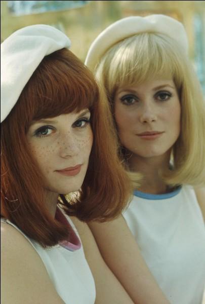 Quelles sont ces deux actrices incontournables du cinéma français ?