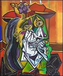 Quel est le nom de ce tableau peint en 1937 par Pablo Picasso ?