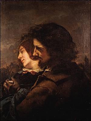 """Qui a peint """"Les Amants dans la campagne"""" ?"""