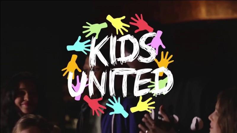 Les Kids United et les Kids United Nouvelle Génération ont une chaîne YouTube. Comment s'appelle-t-elle ?