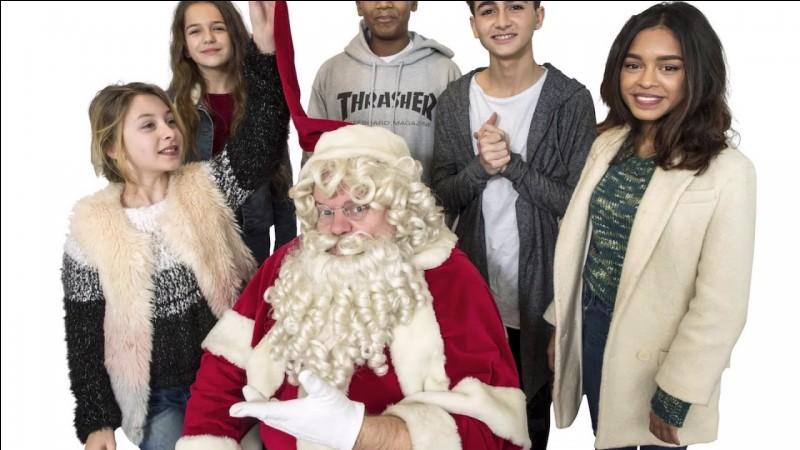 Les Kids United ont chanté Last Christmas. A quel album, cette chanson appartient-elle ?