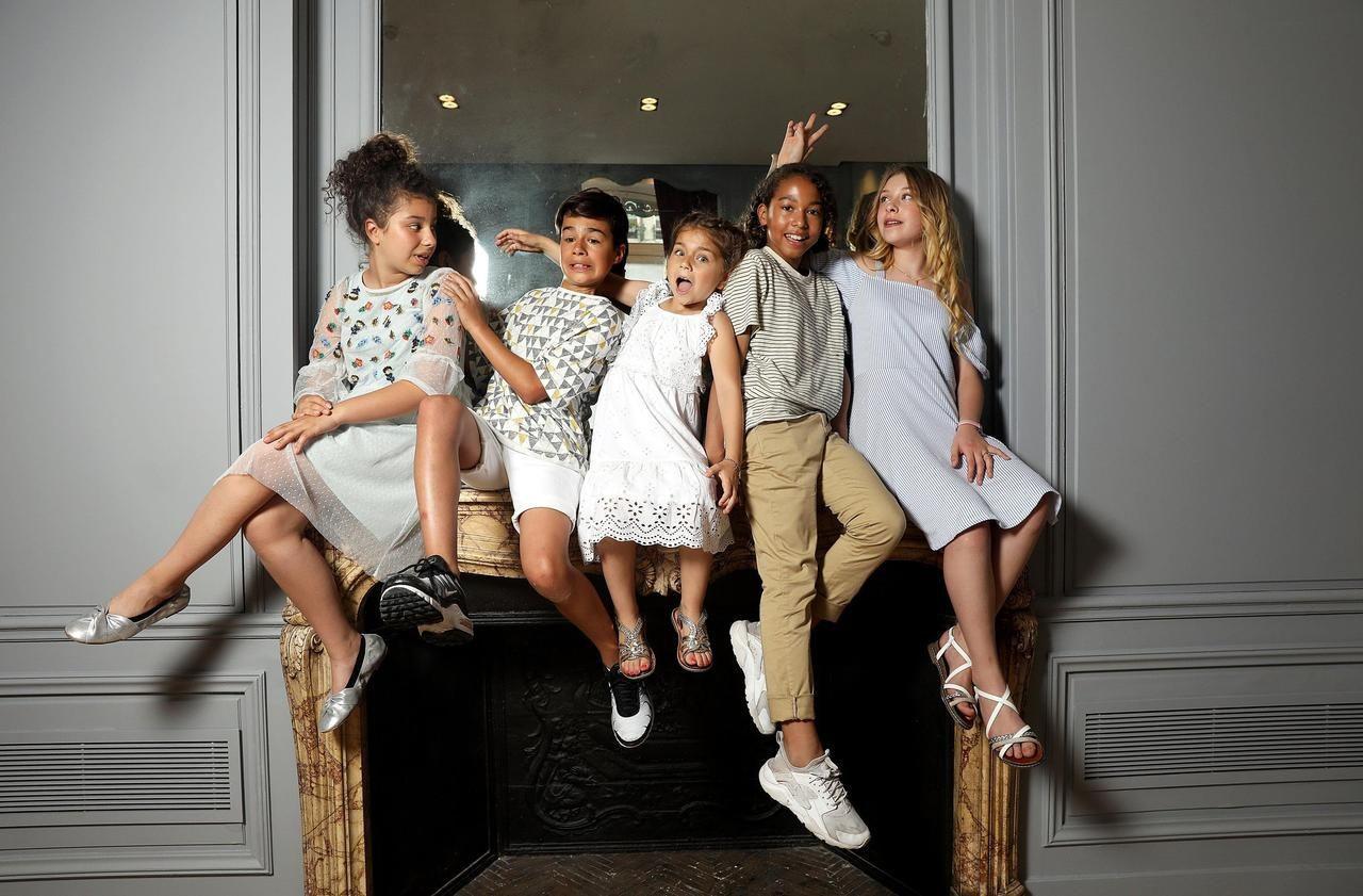 Connais-tu bien les Kids United Nouvelle Génération ?