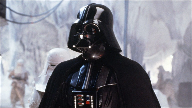 """Dark Vador est présent dans le film """"Rogue One""""."""