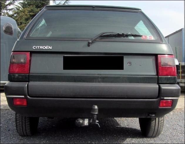 Quel est le nom de ce break Citroën ?